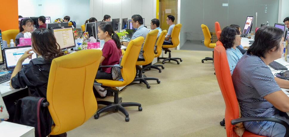 ベトナムでWebサイト制作・オフショア開発なら、VIETRYにお任せください